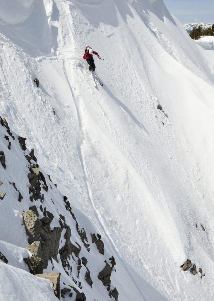 relay peak steep lines