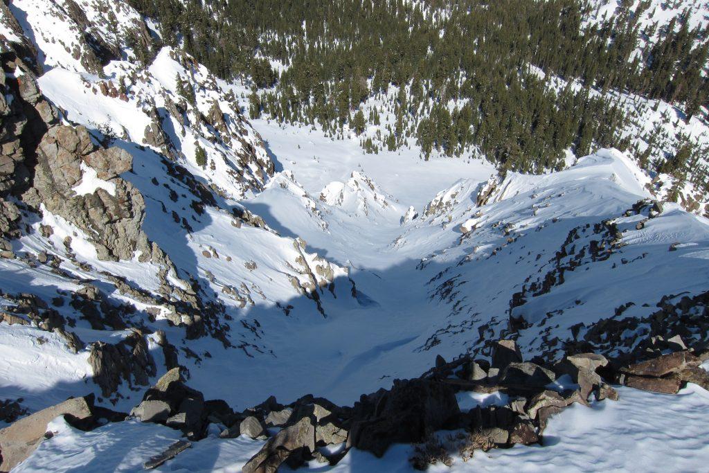 relay peak chute